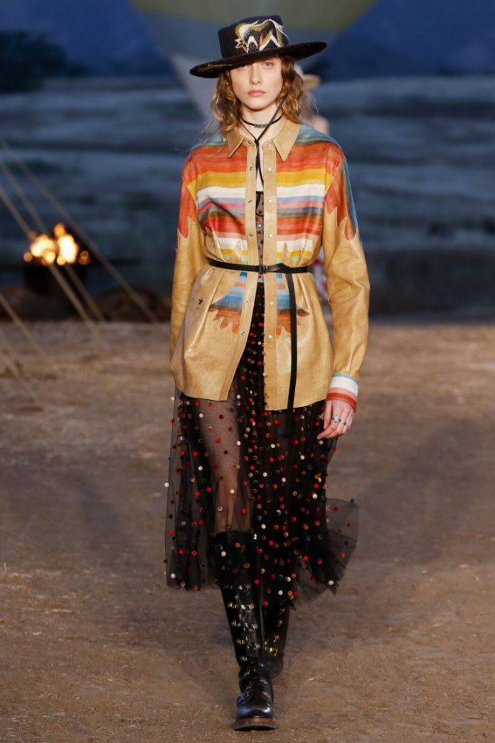 Кожаные куртки - фото модных моделей