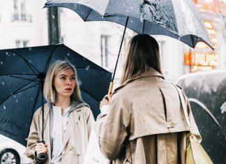 14 нарядов для дождливой погоды