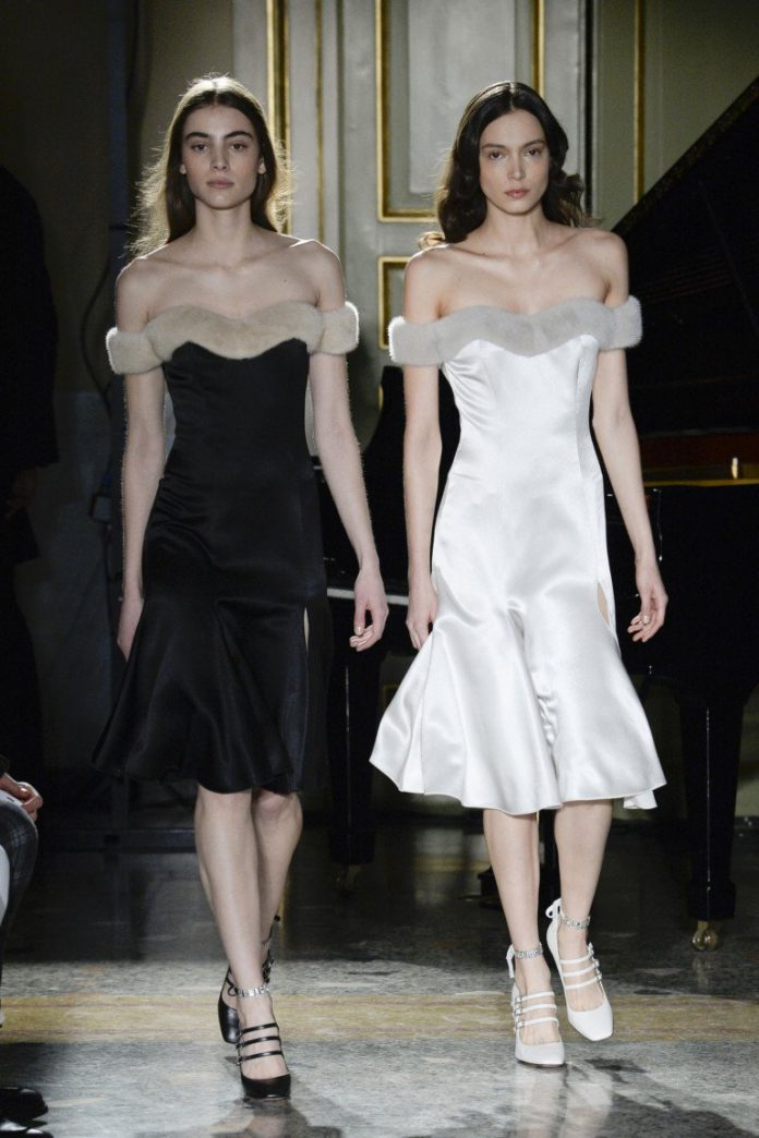 Коктельные платья 2018 (51 фото)
