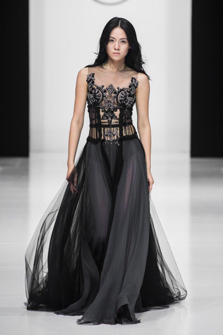 81a987d7918c78f Вечерние платья 2018 - модные модели ♡
