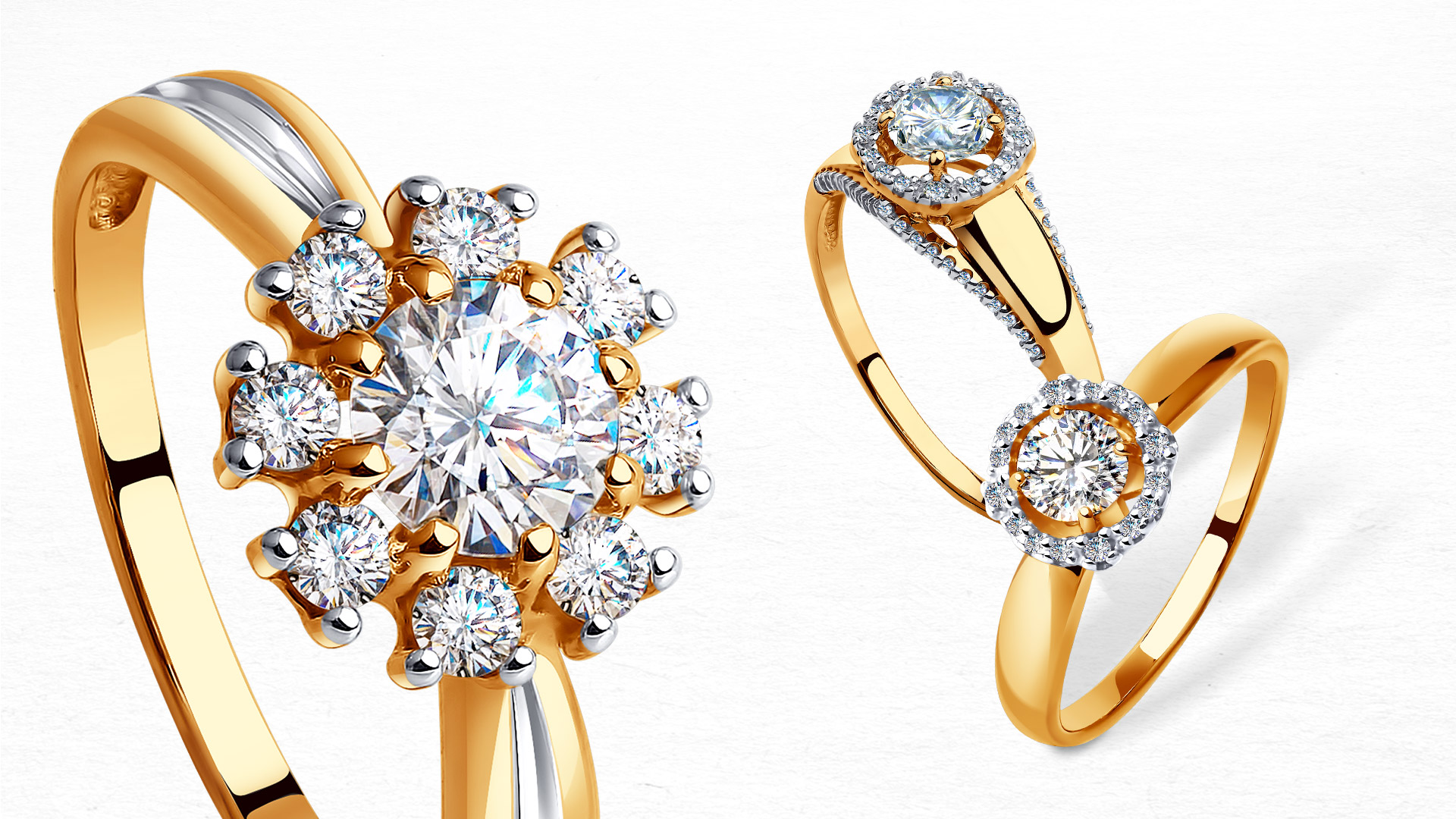 Картинки по запросу Кольца с бриллиантами – мечта для каждого