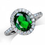 Зеленые камни