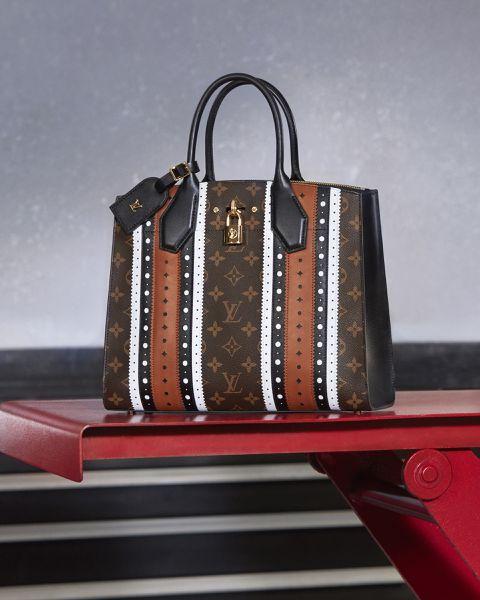 Louis vuitton коллекции сумок весналето 2017