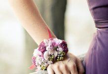 Свадебные браслеты с цветами 2017