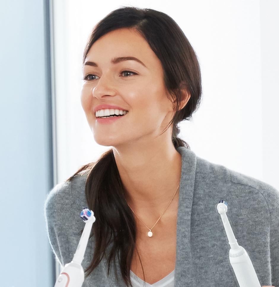 Мифы о бесполезности электрических зубных щеток развеяны специалистами