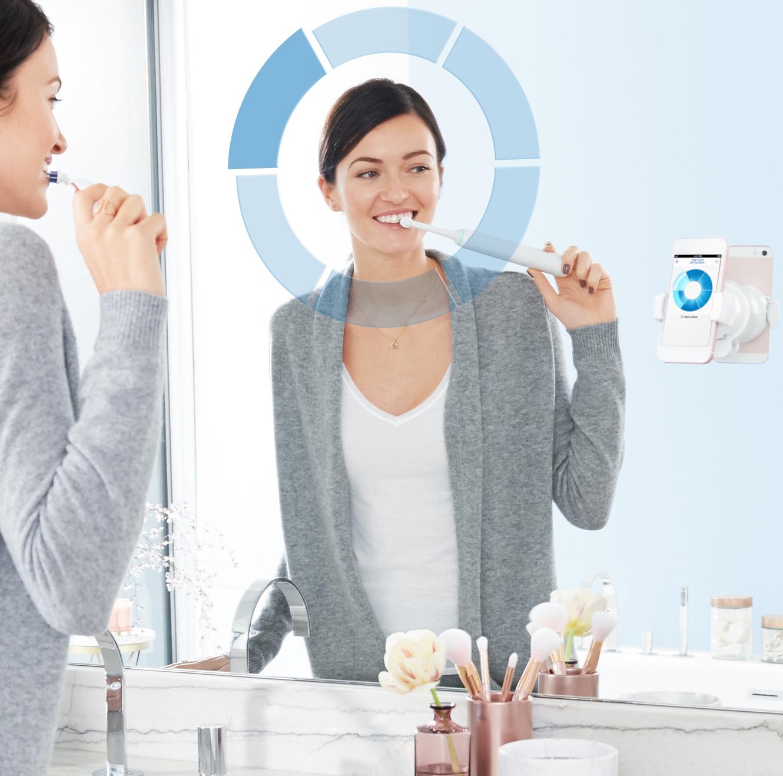 Миф о том, что электрическими щетками нельзя пользоваться при проблемах полости рта