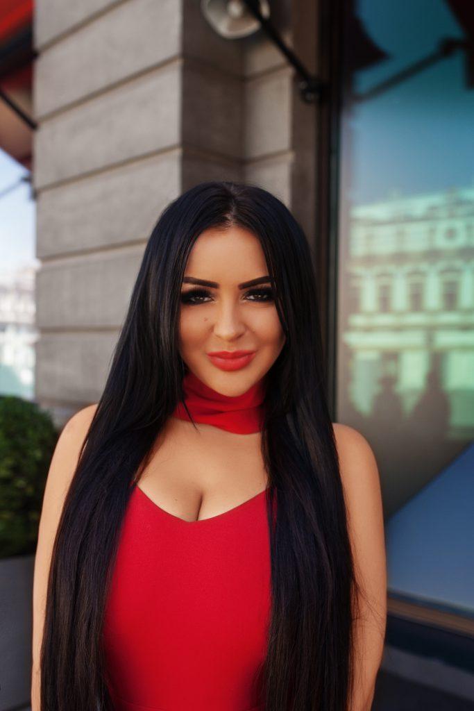 Аника Керимова, дизайнер