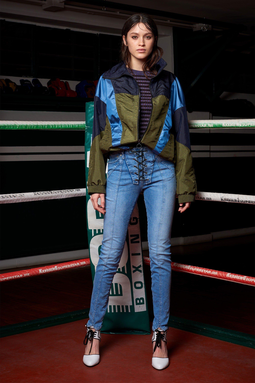 Dondup модные джинсы со шнуровкой, фото тренды 2019 года