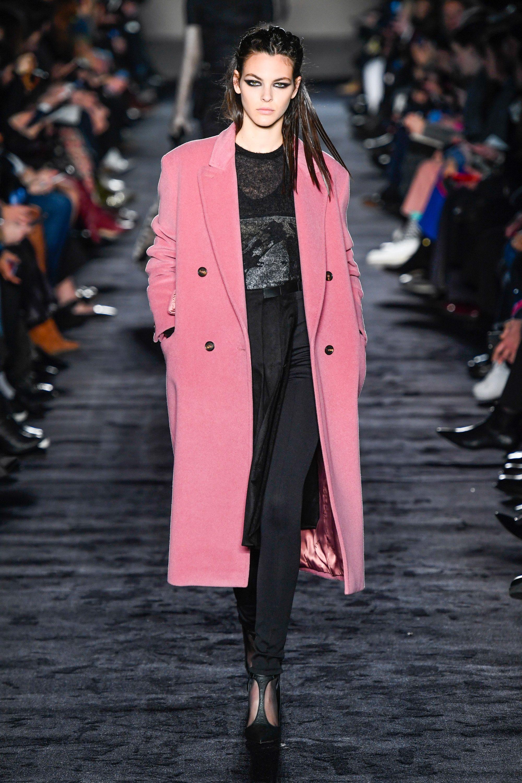Max Mara модное розовое пальто 2019