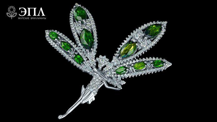 «ЭПЛ. Якутские бриллианты» была разработана революционная коллекция «Must Have», в которой цена на украшения с бриллиантом начинается от 2190 рублей.