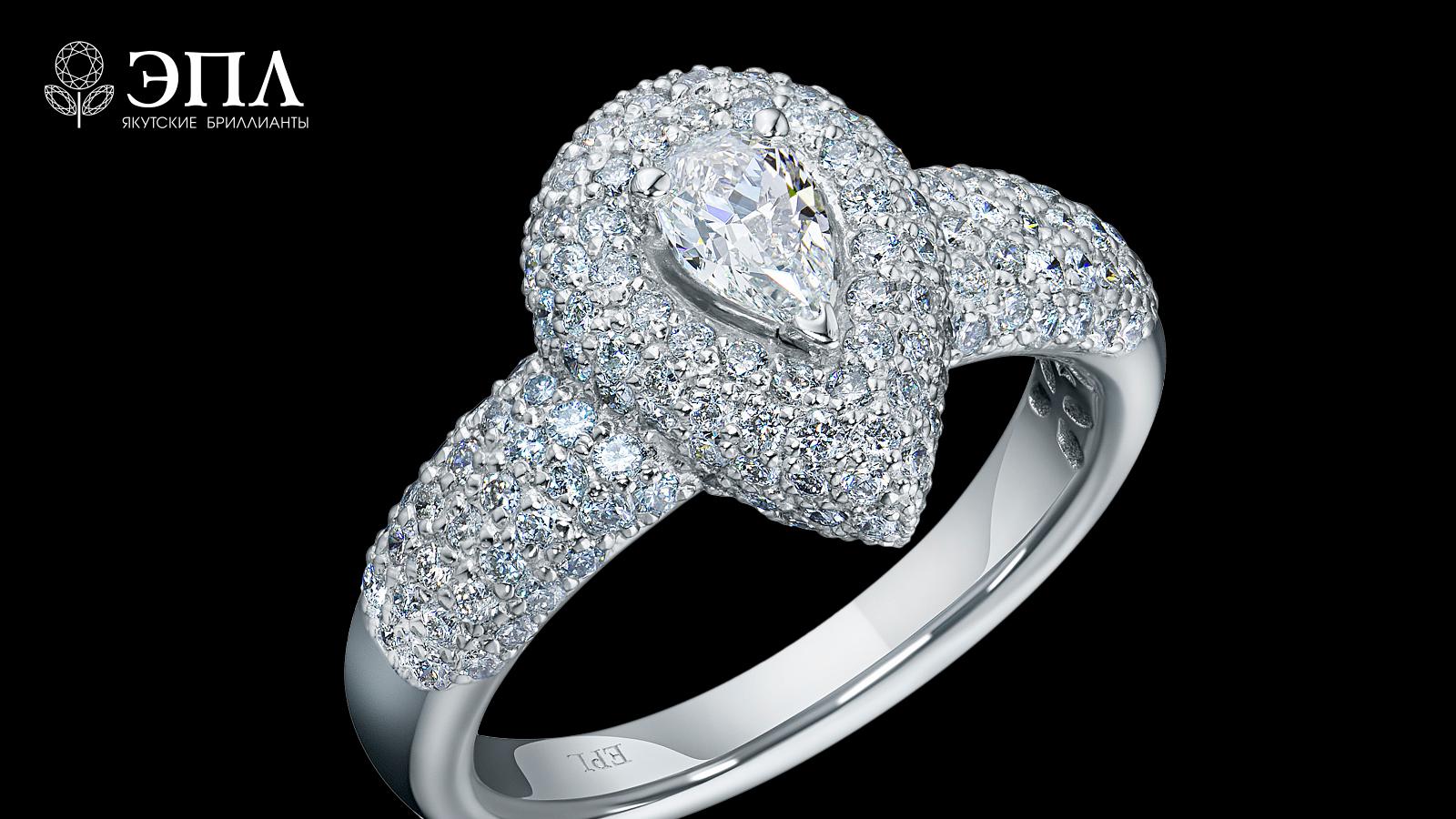 Ювелиры и огранщики компании «ЭПЛ. Якутские бриллианты» создают шедевры ювелирного искусства