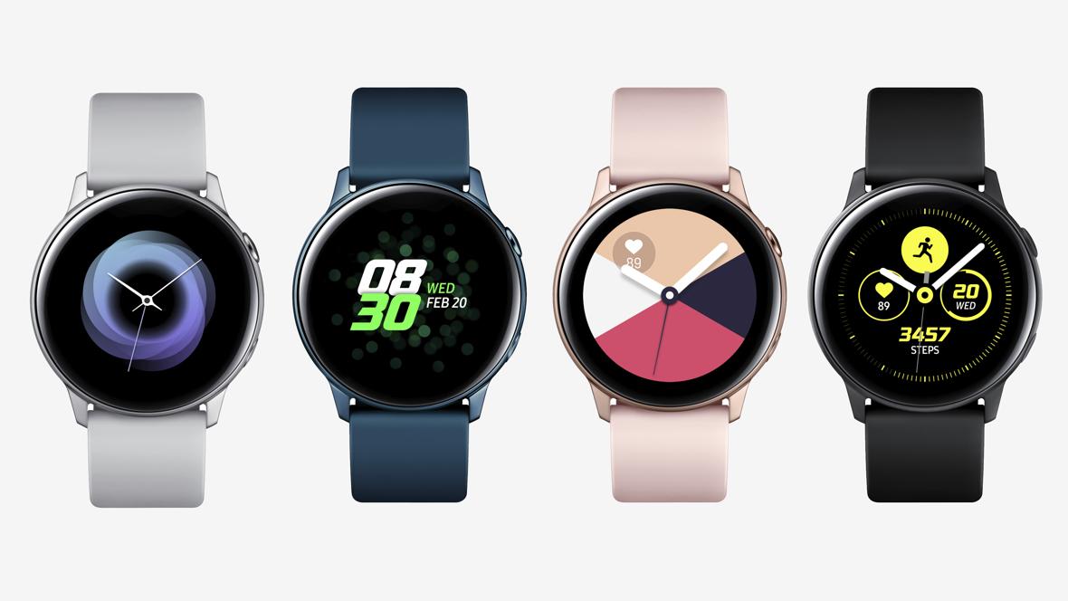 Умные часы 2019: обзор новых часов для женщин Samsung Galaxy Watch Active