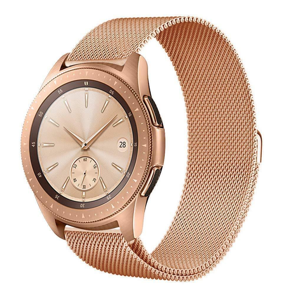 Женские умные смарт-часы Samsung Galaxy Watch 42 мм