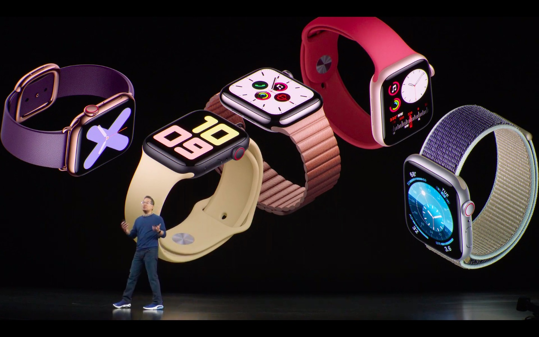 Умные часы 2019: обзор новых часов для женщин Apple Watch Series 5