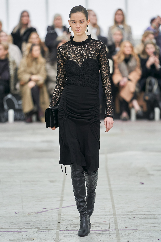 Модные платья сезона — зима 2021