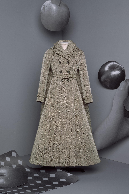 Модные пальто сезона — зима 2021